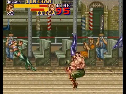 [Análise Retro Game] - Final Fight 2 e 3 - Super Nintendo Hqdefault
