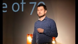 3 things you need to hear about sign language   Mitya Morovov   TEDxYouth@KulibinPark