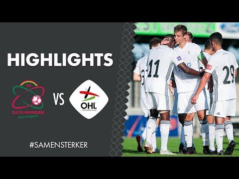 Highlights: Zulte Waregem-OHL (1-3)
