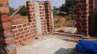 30 × 40 east face semi constructed house walkthrough
