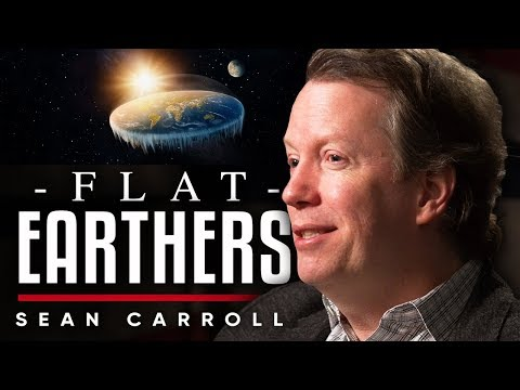 FLAT EARTHERS: How Easy Is It For People To Be Misled By Information? | Sean Carroll On London Real thumbnail