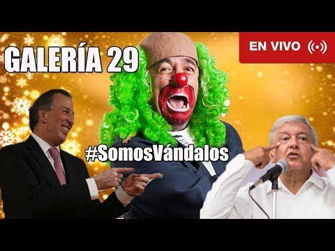 GALERÍA #29:LA CAMPAÑA DE MEADE, AMNISTÍA DE AMLO A CRIMINALES Y LEY DE SEGURIDAD INTERIOR