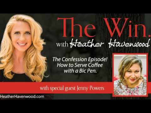 10: The Confession episode! Women Suck at Networking... - Jenny Powers