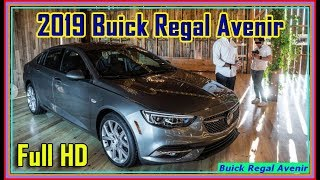 Buick Regal Avenir - New 2019 Buick Regal Avenir Review