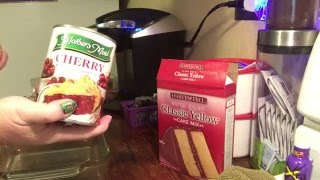 DOLLAR TREE EASY DESSERT 3 INGREDIENTS