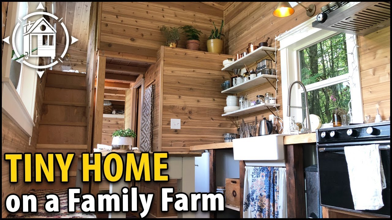a home design building a tiny house cost or small house builder eyes Family Builds Beautiful TINY HOUSE Homestead on Their Farm