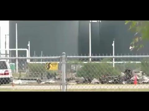 Plane Crash near Tampa Florida BREAKING NEWS 2 dead identities unknown LIVE 3/18/16
