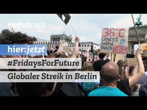 Globaler Klimastreik am 24. Mai