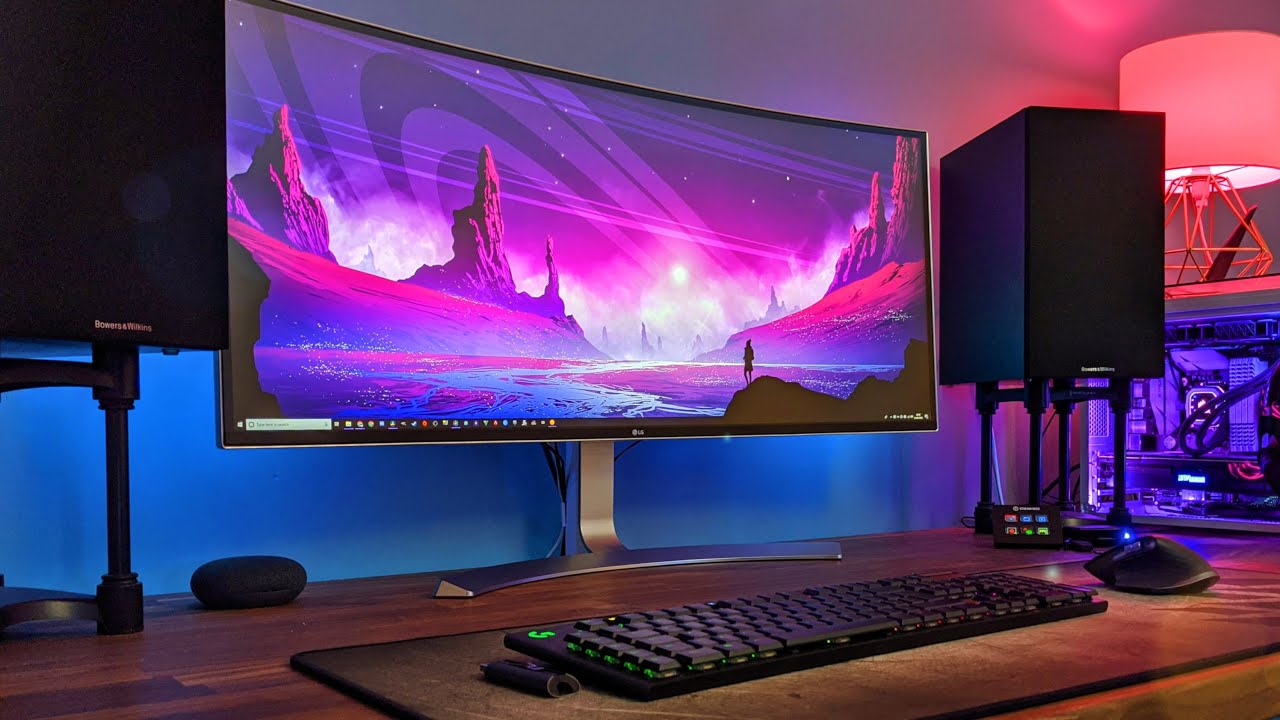 The Best Wallpapers For Your Gaming Setup Wallpaper Engine 2020 4k Ultrawide Desktop Youtube