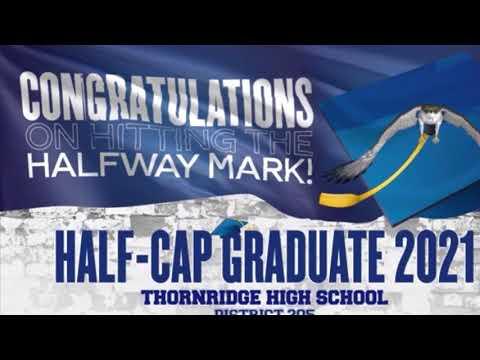 Thornridge High School Half-Cap Drive-By Celebration May 1, 2021