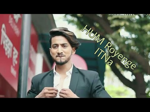 Hum Royenge Itna Male Version   Best Sad Song Ever   Best Bollywood Song   007 Faissu Video