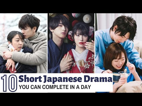 [Top 10] Short Romance Japanese Drama You Can Finish In A Day | Romantic JDrama
