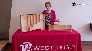 Sonor Primary Xylophones: An Inside Look