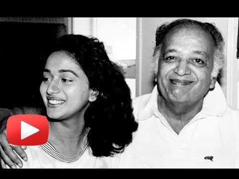 Madhuri Dixit's Father Shankar Dixit Passes Away