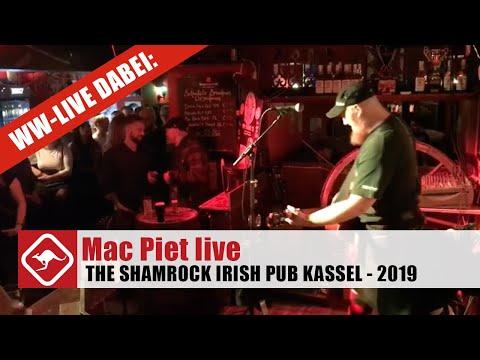 The Shamrock Irish Pub Mac Piet