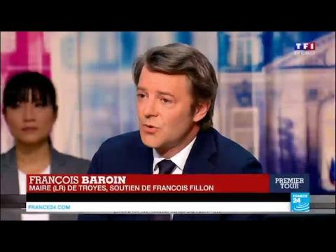 """François Baroin : """"Il faut être digne et s"""