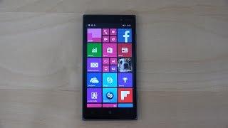 Windows 10 Preview Nokia Lumia 830 - Review (4K)