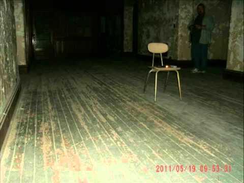 Ohio State Reformatory Evidence