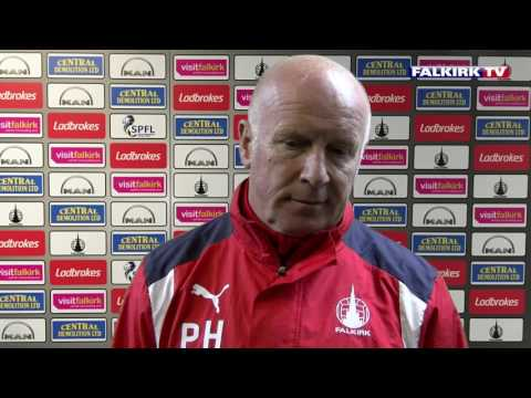 REACTION: Peter Houston - Post Dundee United