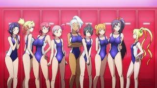 Сочные девочки в купальниках| Смешные моменты из аниме #117 | Аниме приколы под музыку | АНКОРД ЖЖЕТ