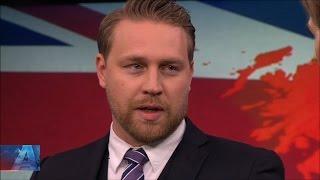 Mattias Karlsson (SD) Paneldiskussion om valet i Storbritannien 2015-05-07 Sverigedemokraterna