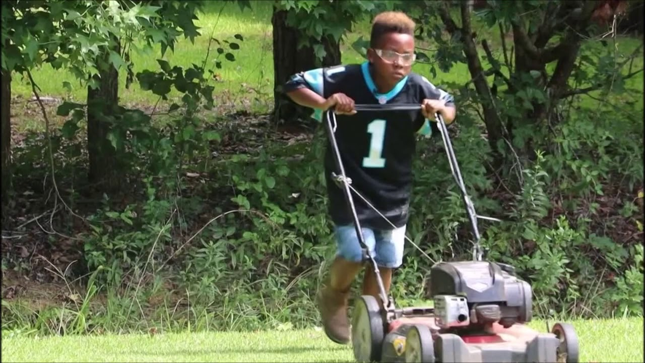 NFL Team Hammered For Giving Black Kid Lawnmower Instead Of Scholarship