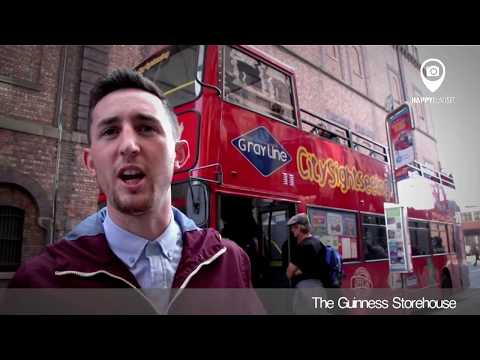 City Sightseeing Dublin Hop on Hop off - HAPPYtoVISIT