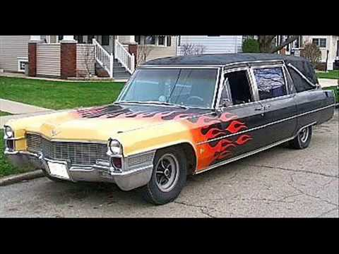 1965 Cadillac Hotrod Hearse