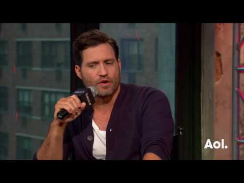 "Edgar Ramirez On ""Hands Of Stone"" 