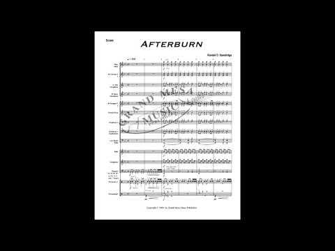 Afterburn (Randall D Standridge)