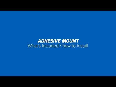 Quad Lock How To - Adhesive Mount