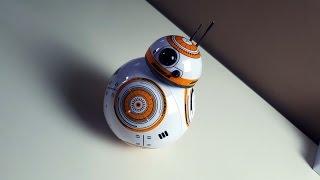 Bolalar uchun BB8 Star Wars - aqldan o'yinchoq! Kambag'al ota-onalar! Xitoy aqldan bonkers!