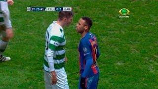 neymar vs celtic away 16 17 hd 23 11 2016 by njcomps