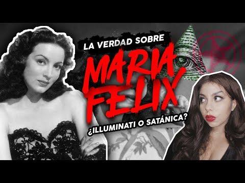 MARÍA FELIX ¿ERA SATÁNICA? / #MisteriosMisteriosos  #34