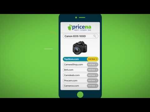 Pricena Shopping Comparison 1