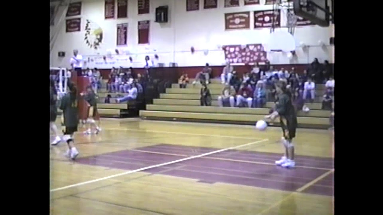 NAC - Saranac Volleyball  2-1-96