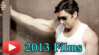 Sunny Deol Back In Action In 2013! [HD]