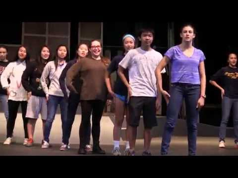 2014 Punahou Variety Show Behind-the-Scenes (Punavision - April 2014)