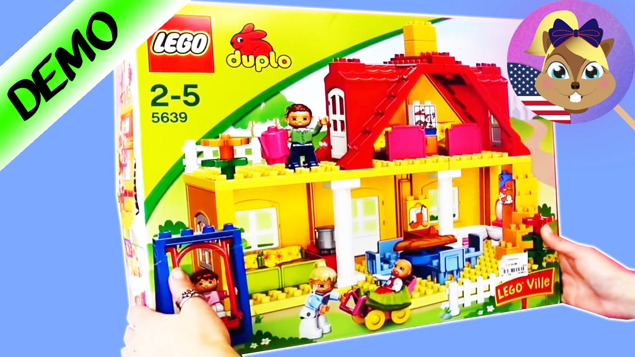 lego duplo house have a look at the duplo villa house. Black Bedroom Furniture Sets. Home Design Ideas