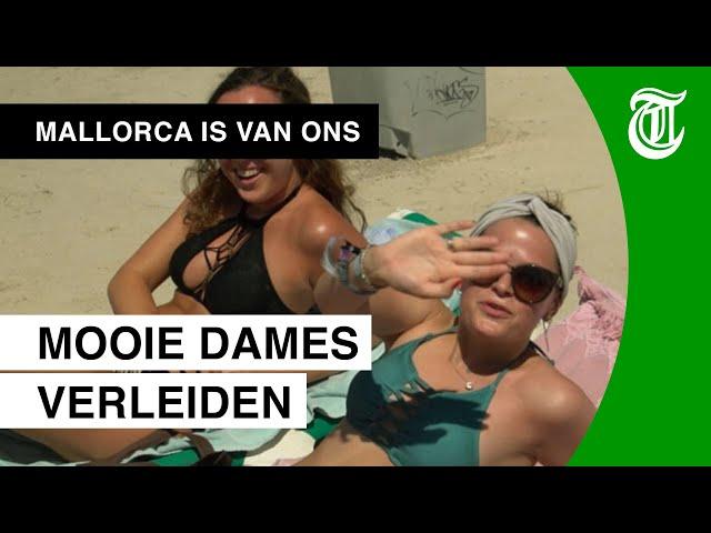 Bikinimeisje maakt allergrootste fout - MALLORCA IS VAN ONS #01