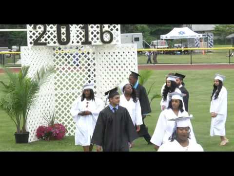 BTHS Graduation 2016
