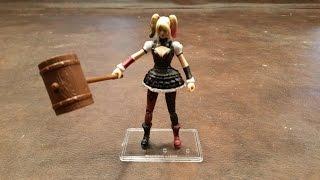 DC Comics Multiverse Arkham Knight Harley Quinn 4K UHD Figure Review