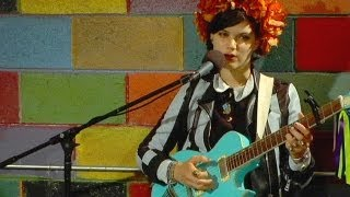 Repeat youtube video SoKo - We Might Be Dead By Tomorrow (Amoeba Green Room Session)