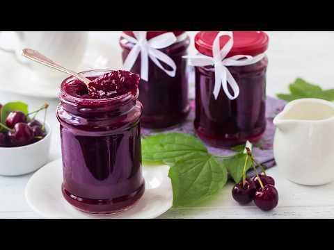 Рецепт вишневого...