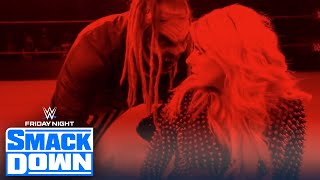 The Fiend plays mind games with Braun Strowman, uses Alexa Bliss as bait   FRIDAY NIGHT SMACKDOWN