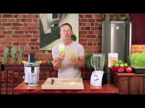 '7lbs in 7 Days' - Super Juice Detox Diet DVD
