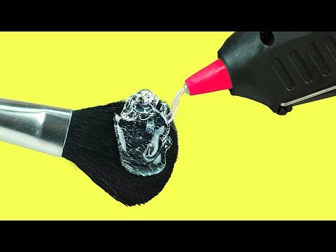 Thumbnail: 12 Hot Glue Gun Life Hacks For Crafting