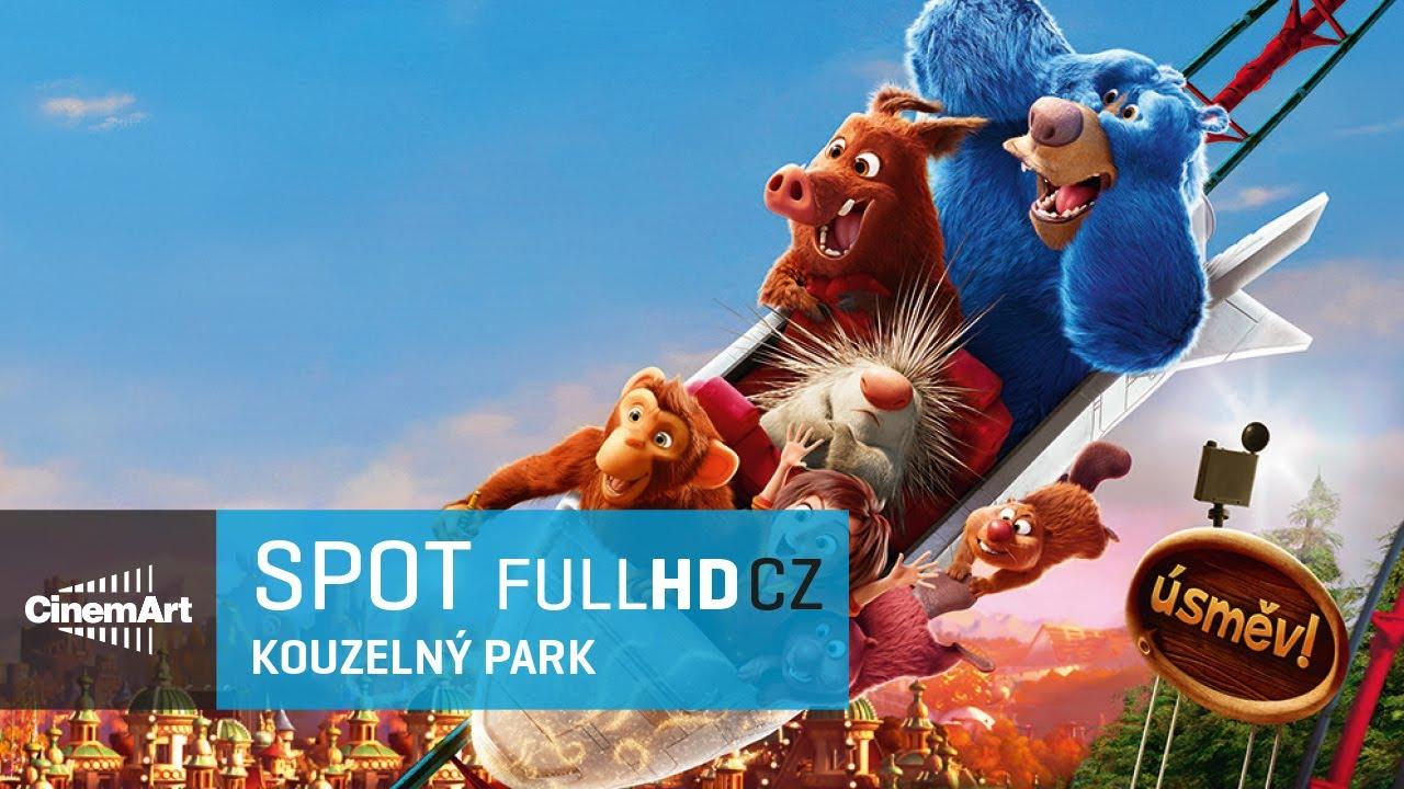 Kouzelný park / Wonder Park (2018) HD spot