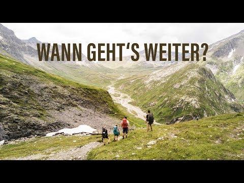 Wann geht's weiter auf THE SUNNYSIDE?   Hüttenwanderung Graubünden, Schweiz