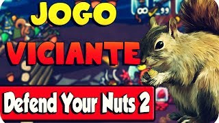 Jogo Viciante - Defend Your Nuts 2